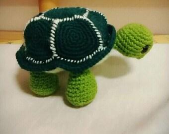 Amigurumi Schildkröte // Amigurumi Turtle