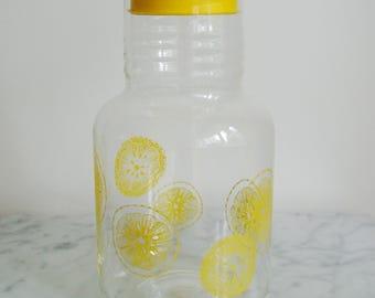 PYREX Glass Pitcher with Lemons 2L 3520