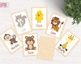 Baby Learning Toy | memory card game, toddler learning, educational toy, preschool learning, toddler learning toy, matching card game