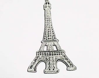 Eiffel tower in Paris patch.