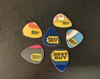 Electronics Store Guitar Picks