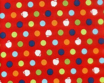 RJR Fabrics Apple Hill Farm 2422-4        -- 1/2 yard increments
