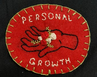 Personal Growth Patch