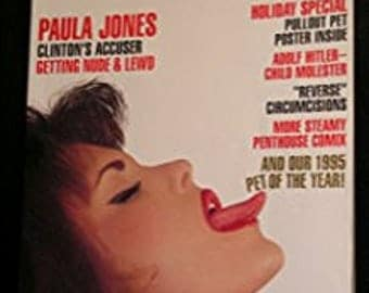 PentHouse-Paula Jones