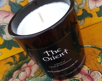 Soycandles Handmade EcoFriendly The Orient
