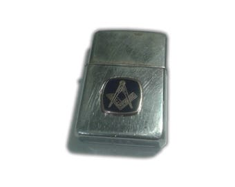 Zippo Lighter With Emblem