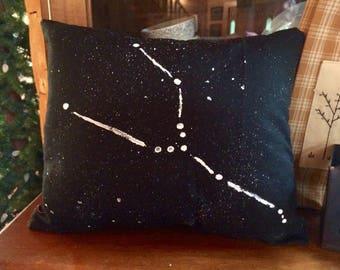 Taurus Constellation Pillow