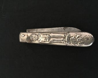 "Vintage  collectible ""Our Boy"" pocket  knife."