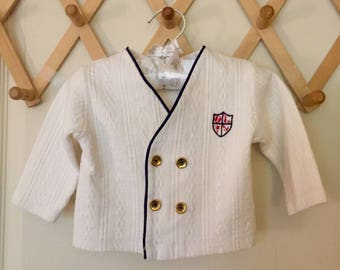 Vintage Baby Yacht Club Sweater