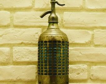 Siphon Bistro paris 1948 siphon, Seltzer water bottle