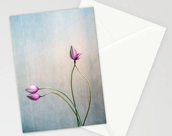 Photo art greeting card