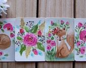 Fox Journal Cards