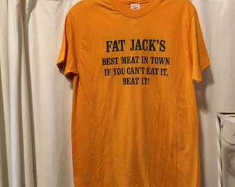 Fat Jacks Tshirt