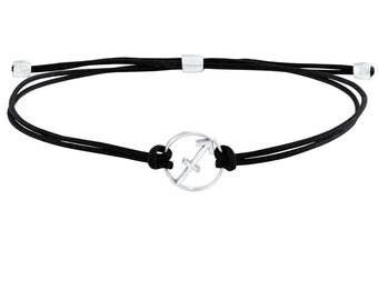 Sagittarius Horoscope Bracelet