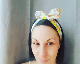 Headbands combining style and originality, women and girls one size