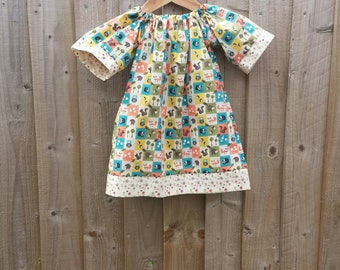 Age 2-3 years play dress