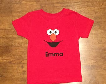 Elmo Shirt (Face)