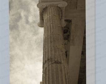 Propylaea Greeting Cards, Acropolis, Birthday Cards, Notecards, Greek Art, Greece Ruins, Athens,