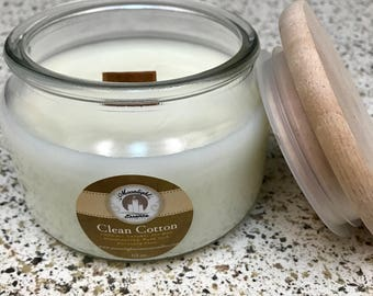 Clean Cotton - Soy Candles