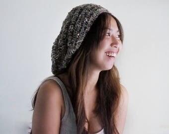 Anne Slouchy Hat/Beanie in Neutrals