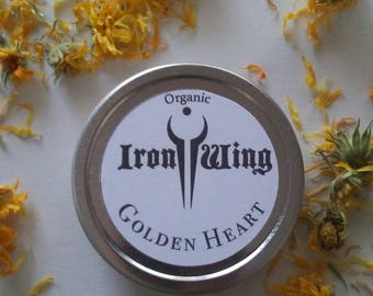 Golden Heart Balm, Calendula balm