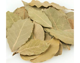 Whole Bay Leaves - Culinary - Crafting