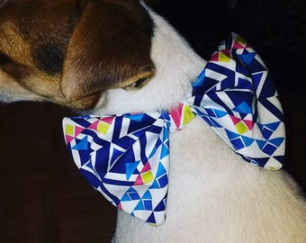 Milo's Petwear Bow Collar