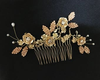Soare wedding hair comb