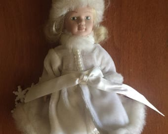 Snow Princess Doll