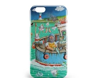 Then Pesky Gulls iPhone Case 4 4S 5 5S 5C 6 6S 7 7Plus