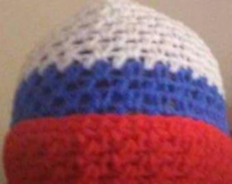 Hand Crocheted Cap