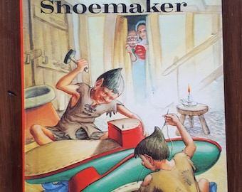 LadyBird 'Well Loved Tales' The Elves and the Shoemaker