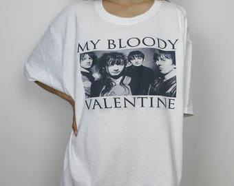MY BLOODY VALENTINE T Shirt shoegaze ride slowdive lost in translation beach house the jesus and mary chain