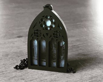 Tomb with a View Necklace