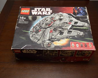 LEGO Star Wars-Millennium Falcon-Ultimate collector