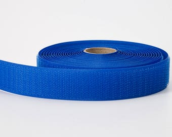 "Polypropylene webbing, 2"" Wide, 10 yds, Pacific Blue"
