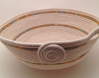 FabricPottery-Knitting Bowl