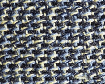 Chanel Tweed Fabric Swatch Authentic