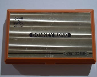 Nintendo Game & Watch Donkey Kong DK-52