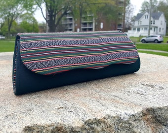 Handwoven Clutch Bag
