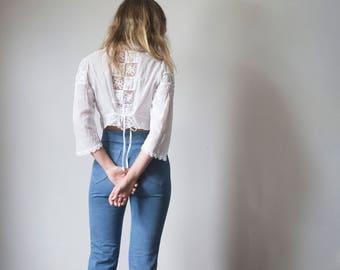 Found Victorian blouse