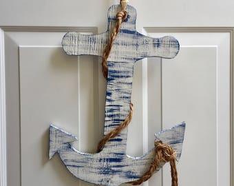 White Deep Sea Anchor