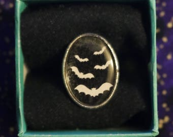 All Bat Everything Ring