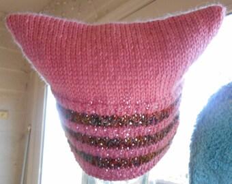 Shoulder to Shoulder Cat Ear Hat (Headway line)