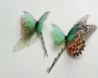 Butterfly Hairpin Set of two