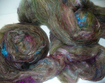 Top Roving for Hand Spinning or Felting