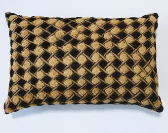 Bohemian Decor ~ Kuba Cloth Pillow (KUB44)