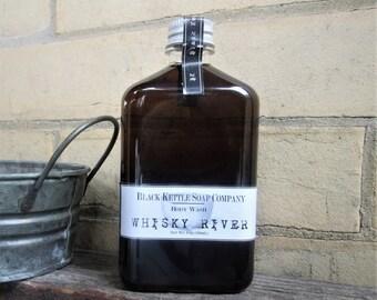 WHISKY RIVER Body Wash Bubble Bath ... Black Kettle