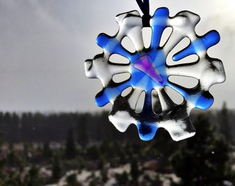 Bluebird Days | Essential Collection Snowflake Ornament