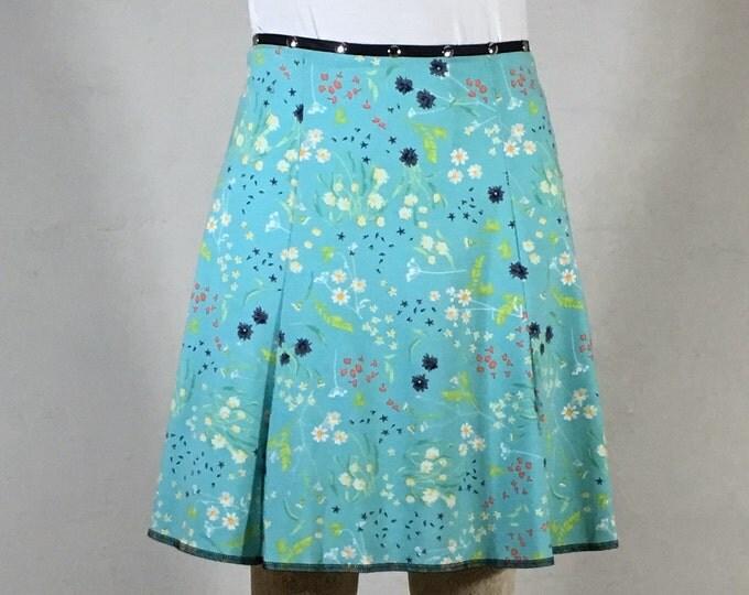 Snap Skirt, Wild Flirt by Erin MacLeod